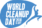 World Clean up day logo