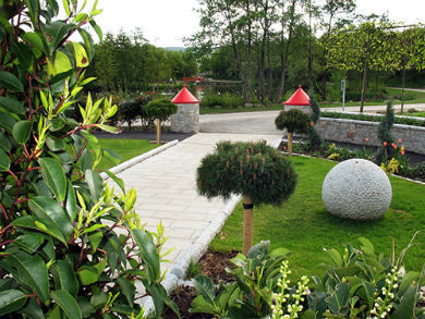 The Sensory Park in Sean Walsh Park